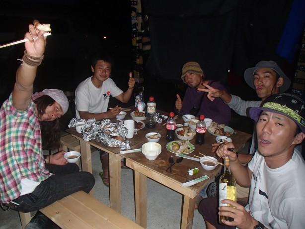 吉野川ラフティング 大歩危 激流 キャンプツアー ダッチオーブンで修業