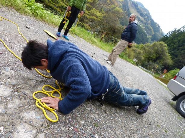 吉野川ラフティング,大歩危,小歩危,徳島ラフティング,激流,トレーニング